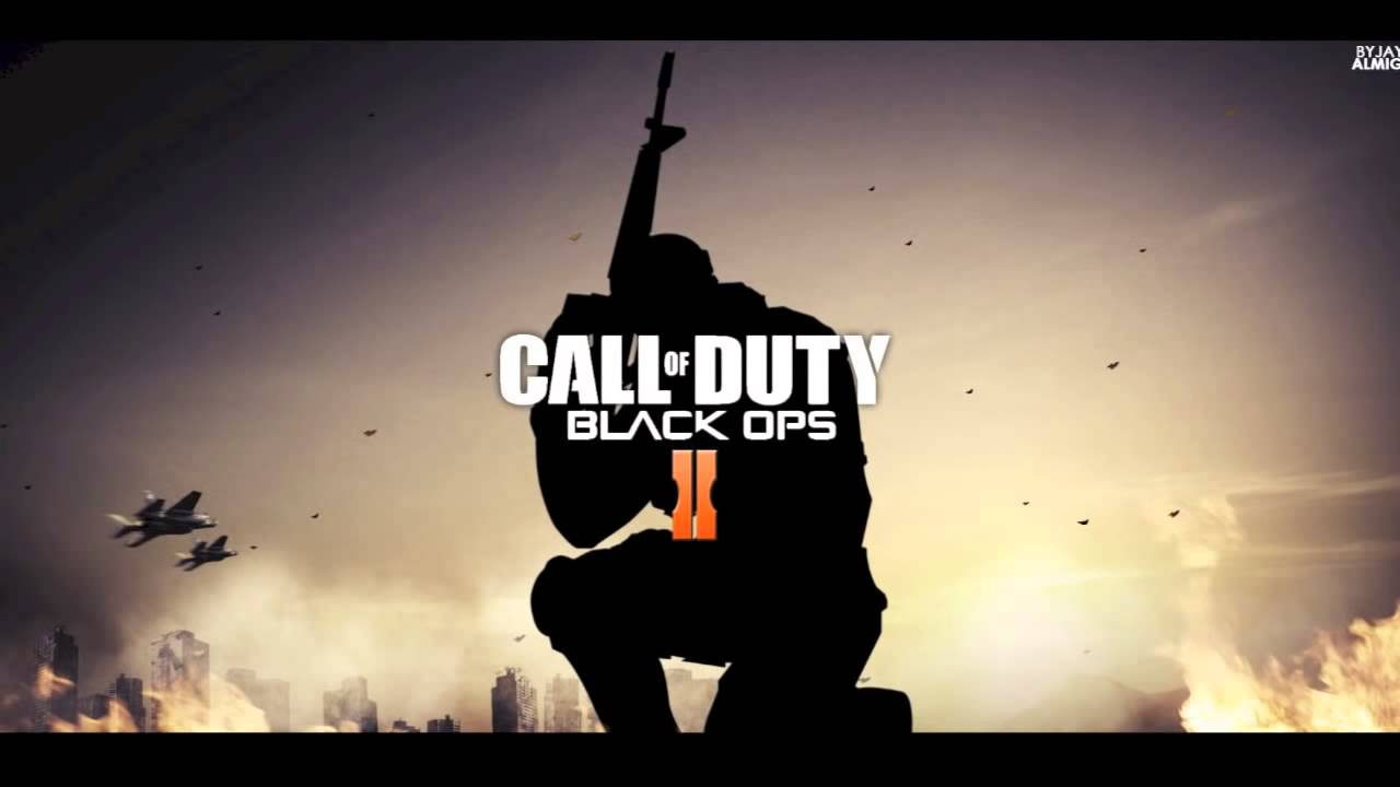 Black ops 2 imma try it out song