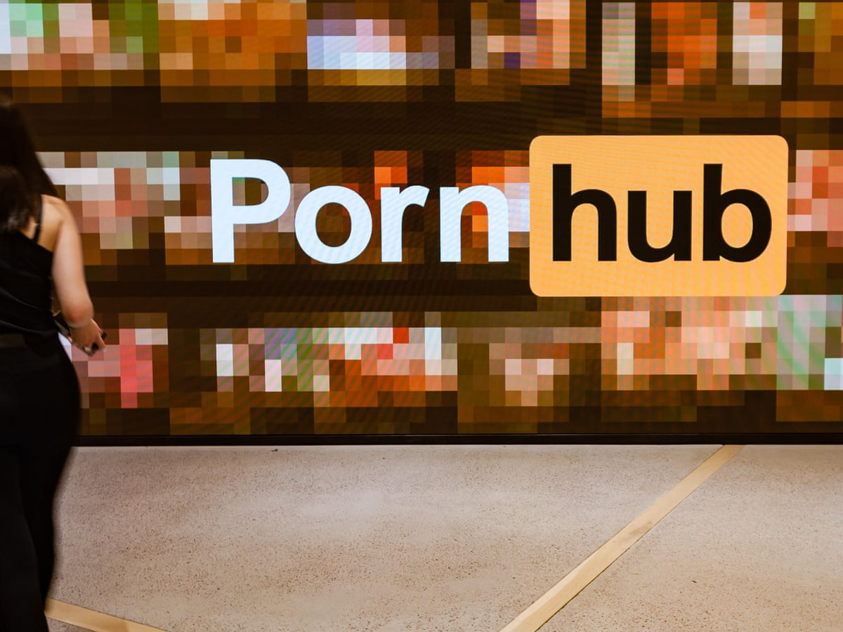 Human traffic and porn