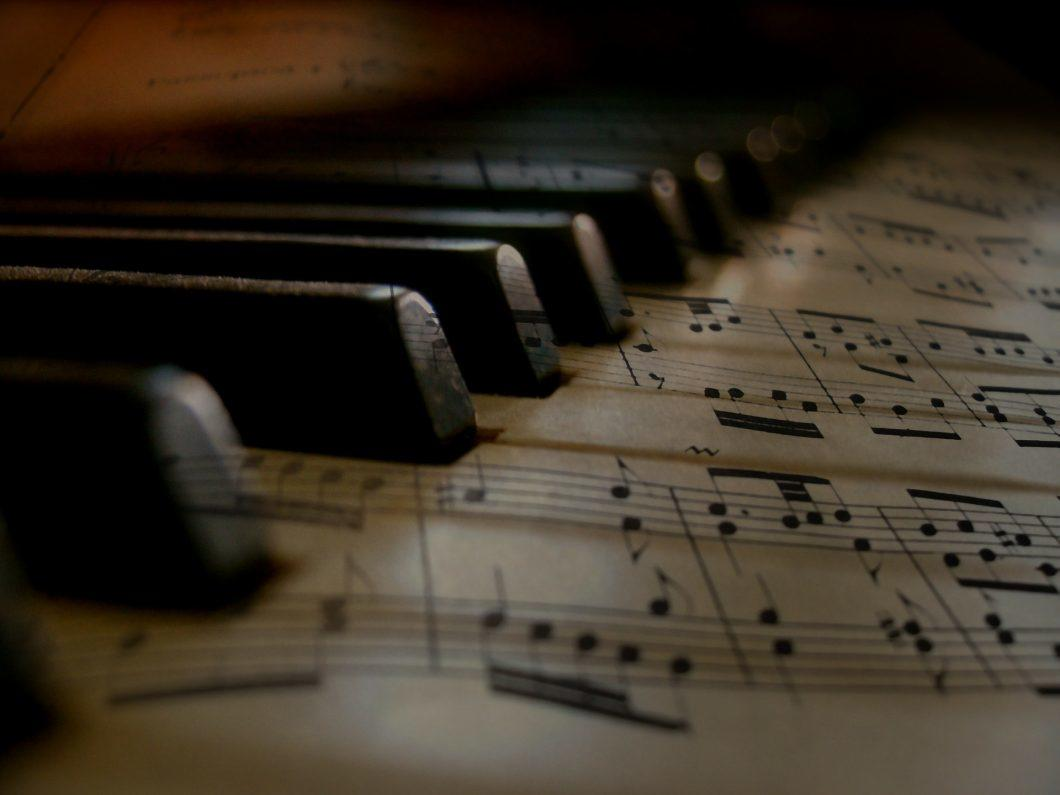 Most popular piano songs of all time