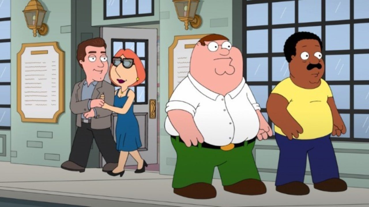 Peter griffin and lois griffin having sex