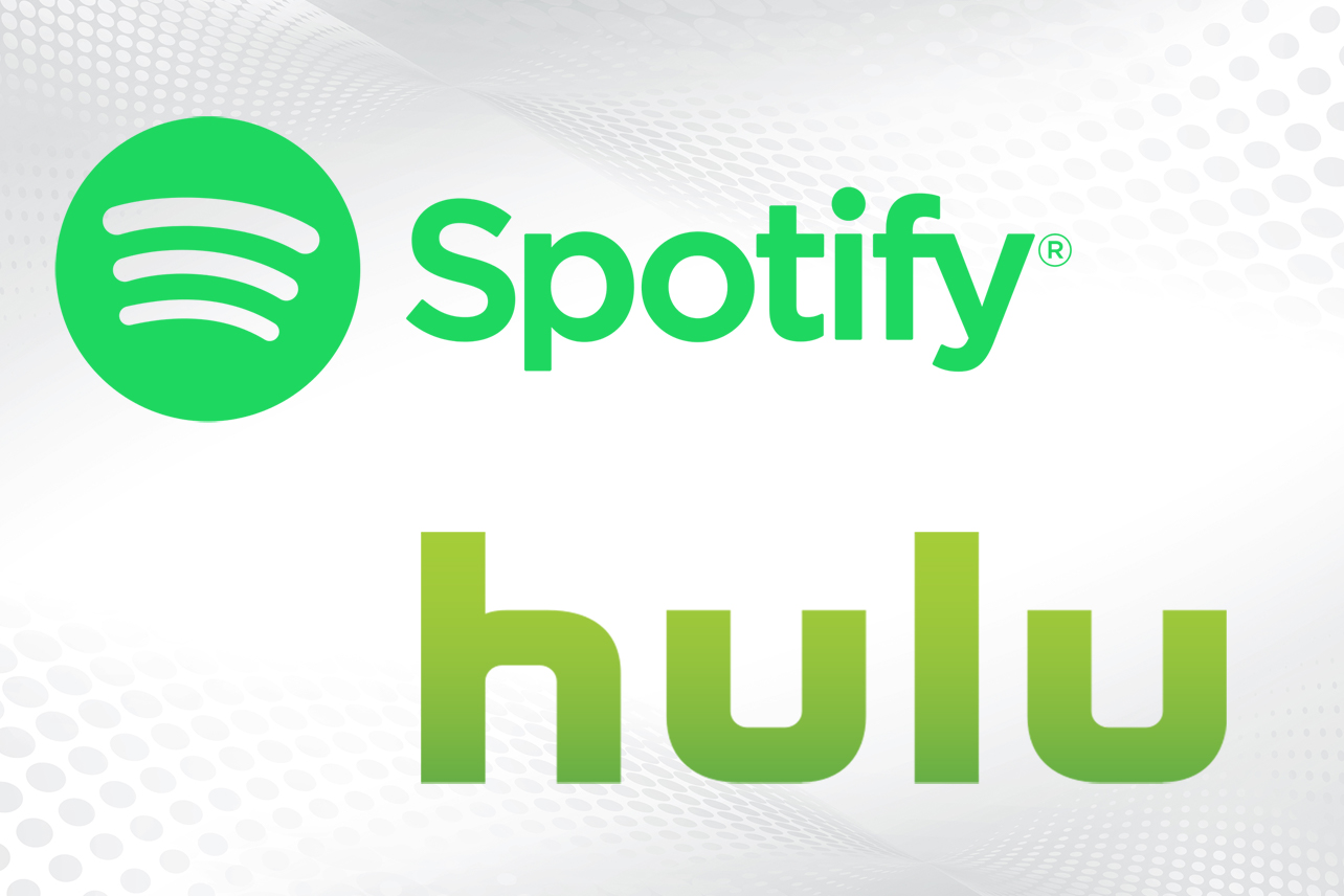 Is hulu and spotify only for students