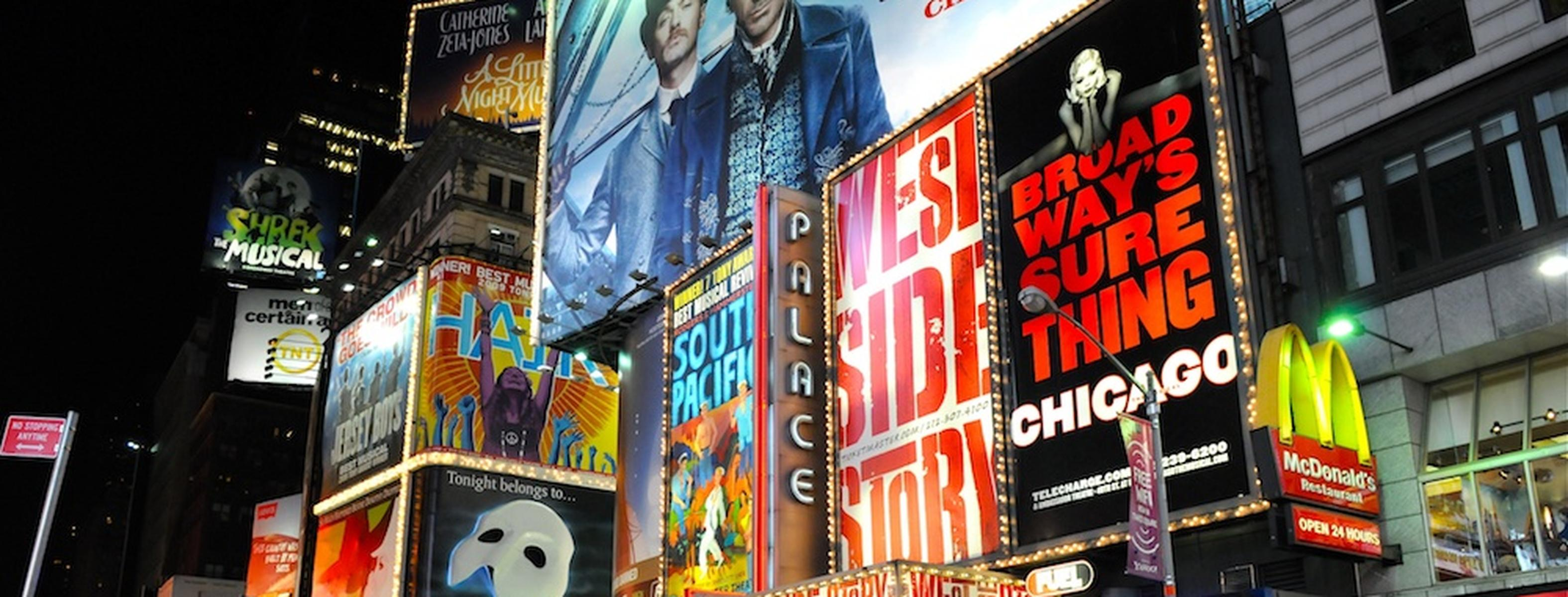 New broadway musical auditions